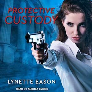 Lydbog, CD Protective Custody af Lynette Eason