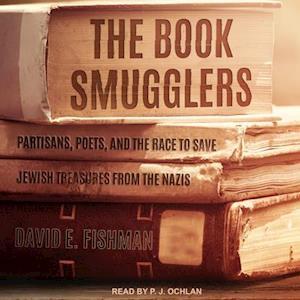 Lydbog, CD The Book Smugglers af David E. Fishman