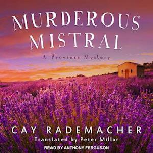 Lydbog, CD Murderous Mistral af Cay Rademacher
