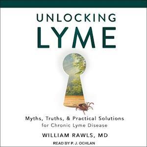 Lydbog, CD Unlocking Lyme af William Rawls