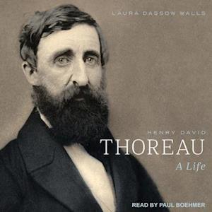 Lydbog, CD Henry David Thoreau af Laura Dassow Walls