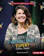 Google Cybersecurity Expert Parisa Tabriz (Stem Trailblazer Bios)