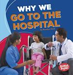 Why We Go to the Hospital (Bumba Books Health Matters)