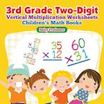 3rd Grade Two-Digit Vertical Multiplication Worksheets | Children's Math Books