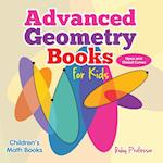 Advanced Geometry Books for Kids - Open and Closed Curves | Children's Math Books