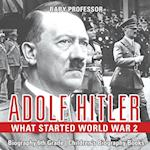 Adolf Hitler - What Started World War 2 - Biography 6th Grade | Children's Biography Books