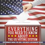 Everything You Need to Know about The US Voting System - Government Books for Kids   Children's Government Books