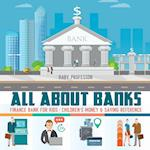 All about Banks - Finance Bank for Kids | Children's Money & Saving Reference