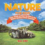 Nature for Kids | Plants, Animals and Nature Quiz Book for Kids | Children's Questions & Answer Game Books