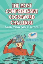 The Most Comprehensive Crossword Challenge | Dummy Edition (with 70 puzzles!)