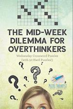 The Mid-Week Dilemma for Overthinkers | Wednesday Crossword Puzzles (with 50 Hard Puzzles!)