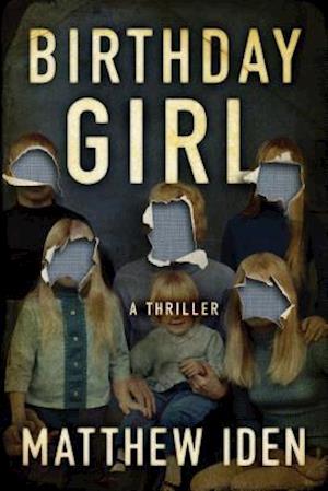 Bog, paperback Birthday Girl af Matthew Iden