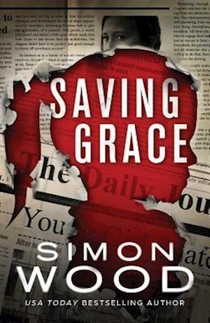 Bog, paperback Saving Grace af Simon Wood