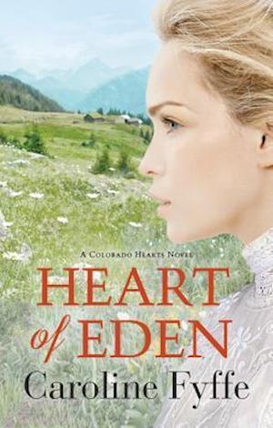 Bog, paperback Heart of Eden af Caroline Fyffe