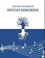 Kabbalah Official Songbook