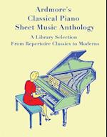 Ardmore's Classical Piano Sheet Music Anthology