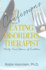 Confessions of an Eating Disorders Therapist