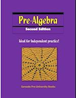 Pre-Algebra Second Edition