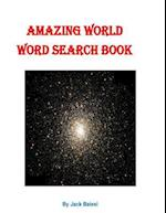 Amazing World Word Search Book