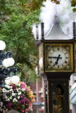Awesome Vintage Steam Clock in Gastown Vancouver British Colombia Canada Journal
