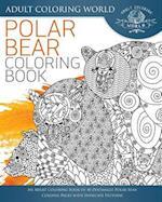 Polar Bear Coloring Book
