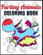 Farting Coloring Book