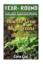 Year- Round Salad Gardening