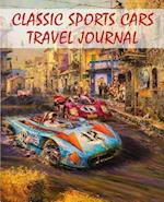 Classic Sports Cars Travel Journal