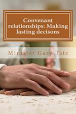 Convenant Relationships af Gary Tate