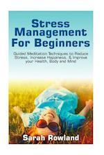 Stress Management for Beginners