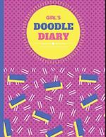 Girl's Doodle Diary