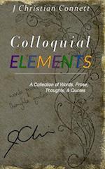 Colloquial Elements