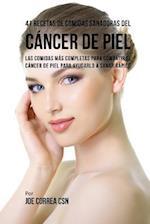 41 Recetas de Comidas Sanadoras del Cancer de Piel
