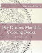 Day Dreams Mandala Coloring Books