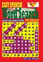 Easy Spanish Word Search Puzzles