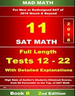 Book B Redesigned SAT Tests 12-22