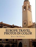 Europe Travel Photos in Color