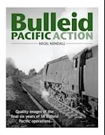 Bulleid Pacific Action