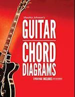 Maurice Johnson's Guitar Chord Diagrams