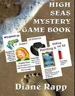 High Seas Mystery Game Book