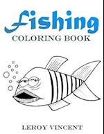 Fishing Coloring Book