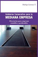 Gobierno Corporativo Para La Mediana Empresa