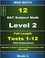 Book A L-2 Tests 01-12