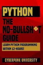 Python the No-Bullsh*t Guide