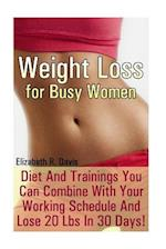 Weight Loss for Busy Women