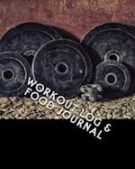 Workout Log & Food Journal