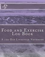 Food and Exercise Log Book