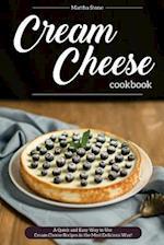 Cream Cheese Cookbook