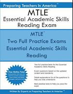 Mtle Essential Academic Skills Reading Exam