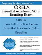 Orela Essential Academic Skills Reading Exam